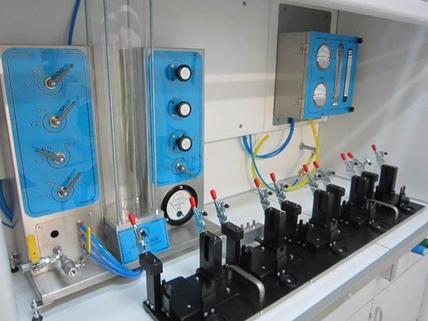 Wyposażenie stanowiska laboratoryjnego