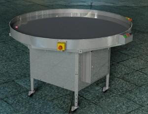 Stół obrotowy D1500